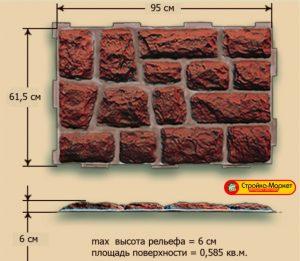 Фасадные панели Аэлит