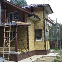 Цена монтажа фасадных панелей